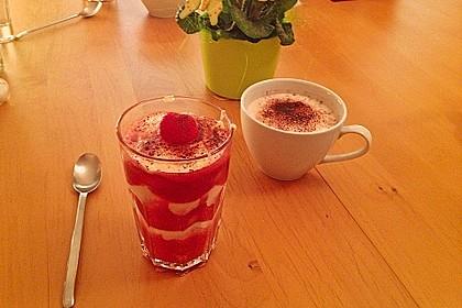 Erdbeer - Tiramisu im Glas 11