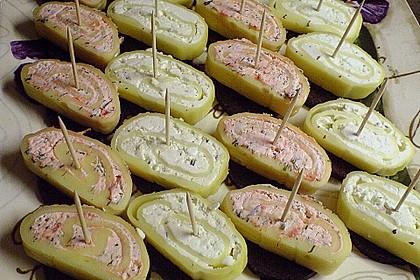 Griechische Käserolle 2