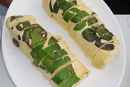 Griechische Käserolle 3
