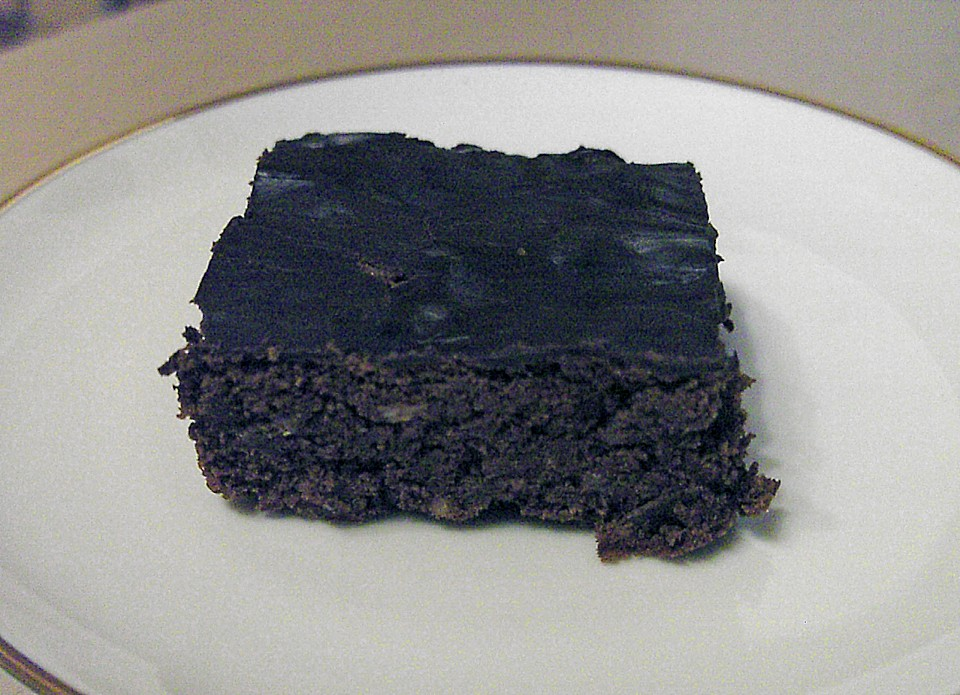 die besten brownies der welt rezept mit bild von babyblue 007. Black Bedroom Furniture Sets. Home Design Ideas