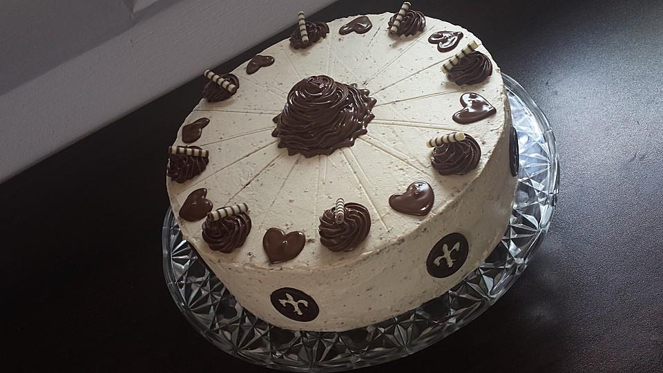 Mokka nuss torte