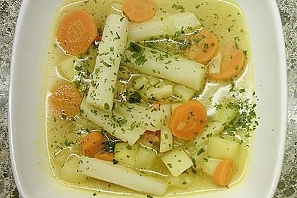 Schwarzwurzel - Gemüse - Eintopf 2
