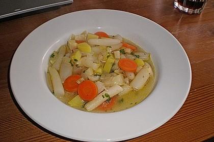 Schwarzwurzel - Gemüse - Eintopf 1