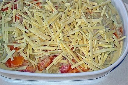 Aprikosen - Curry - Hähnchen 5