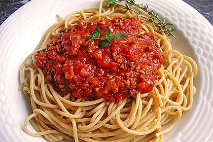 Bolognese speciale 0