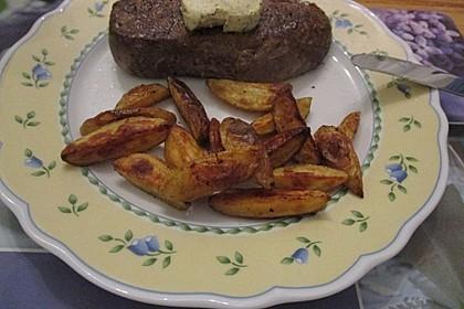 Kartoffel - Wedges, selbst gemacht 23
