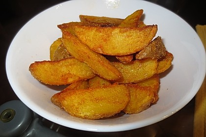 Kartoffel - Wedges, selbst gemacht 30