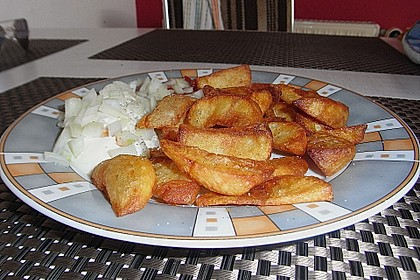 Kartoffel - Wedges, selbst gemacht 29