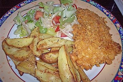 Kartoffel - Wedges, selbst gemacht 41