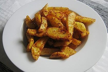 Kartoffel - Wedges, selbst gemacht 12