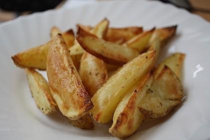 Kartoffel - Wedges, selbst gemacht 28