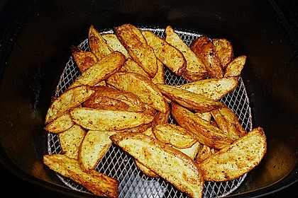 Kartoffel - Wedges, selbst gemacht 11