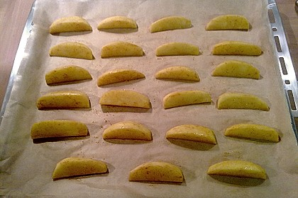Kartoffel - Wedges, selbst gemacht 60