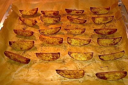 Kartoffel - Wedges, selbst gemacht 44