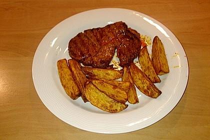 Kartoffel - Wedges, selbst gemacht 52