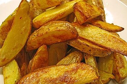 Kartoffel - Wedges, selbst gemacht 18