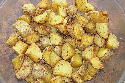Kartoffel - Wedges, selbst gemacht 46