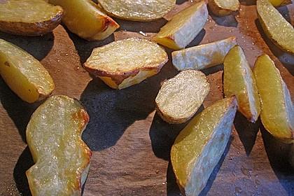 Kartoffel - Wedges, selbst gemacht 53