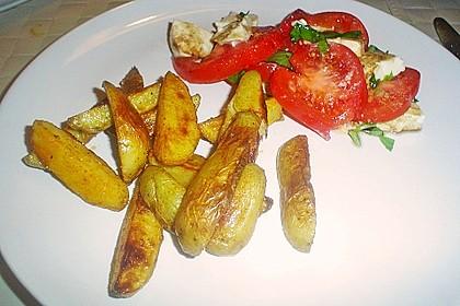 Kartoffel - Wedges, selbst gemacht 15