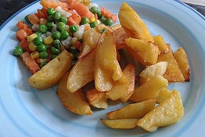 Kartoffel - Wedges, selbst gemacht 34