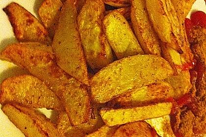 Kartoffel - Wedges, selbst gemacht 17