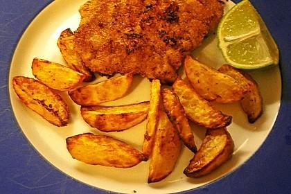 Kartoffel - Wedges, selbst gemacht 40