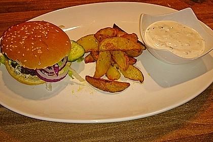 Kartoffel - Wedges, selbst gemacht 27