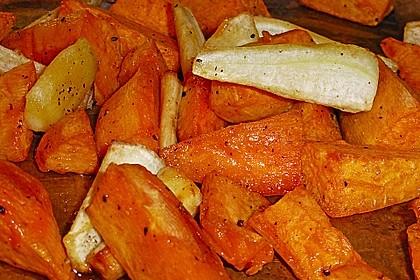 Kartoffel - Wedges, selbst gemacht 35