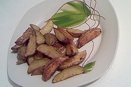 Kartoffel - Wedges, selbst gemacht 62