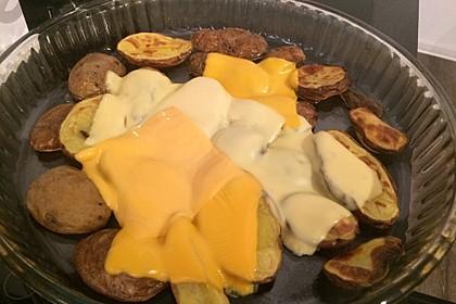 Poor Mans Choice Ofenkartoffeln