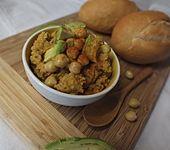 Leckerer Avocado-Hummus