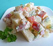 Apfel-Birnen-Sellerie-Salat