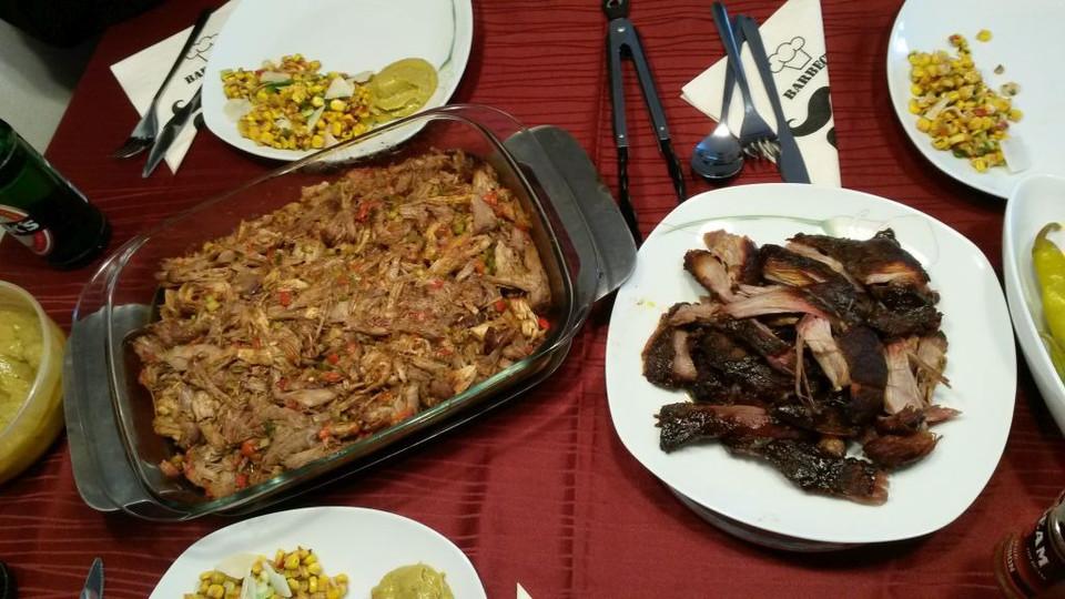Pulled Pork Gasgrill 8 Stunden : Pulled pork von ingo12345 chefkoch.de
