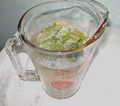 Minz-Limetten-Limonade