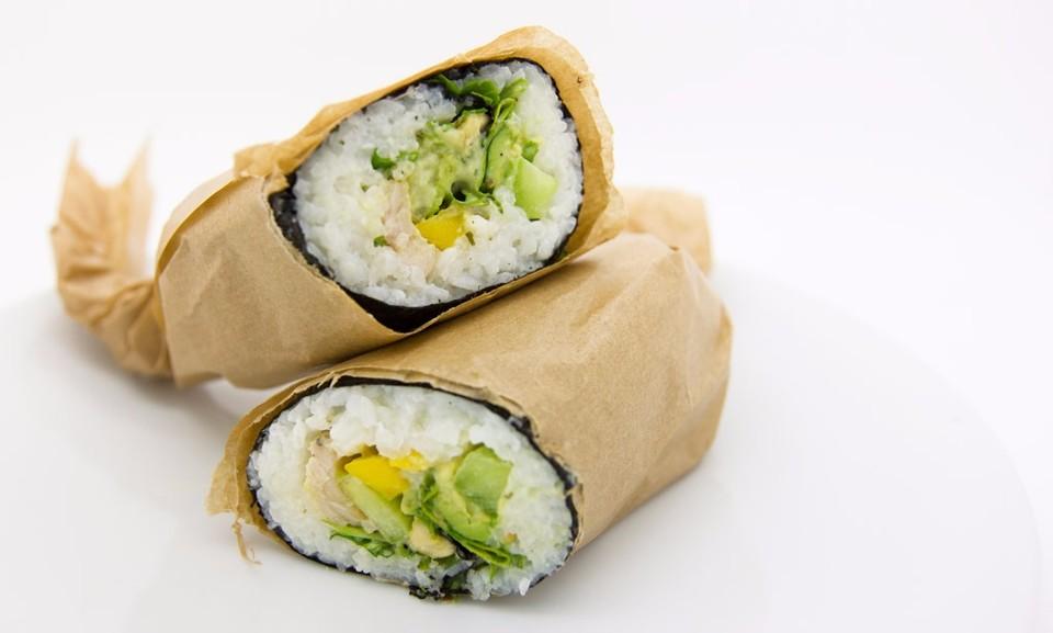 sushi gut zum abnehmen