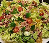 Pinsettes Salade Niçoise