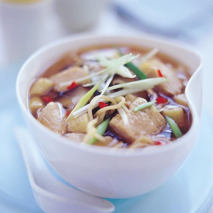 orientalische suppe ganz vegetarisch rezept mit bild. Black Bedroom Furniture Sets. Home Design Ideas