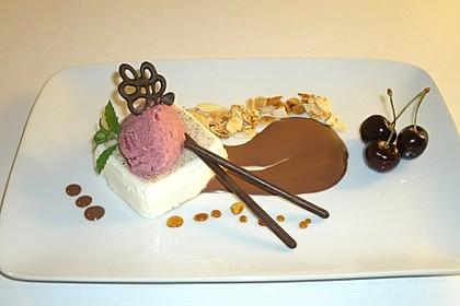 Schwarzwälder Kirsch Dessert