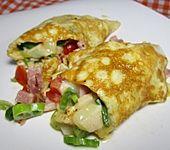 Omelette auf hessisch