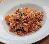 Buntes Veggie-Couscous