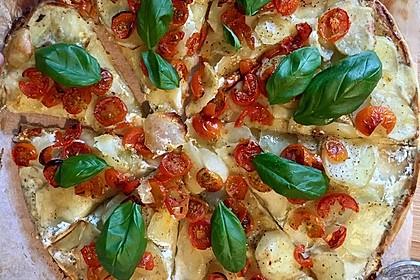 Italienischer Kartoffelfladen