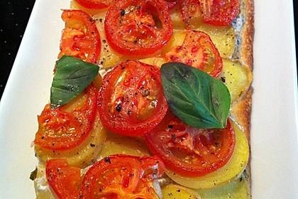 Italienischer Kartoffelfladen 1