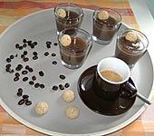 Schokocreme mit frischem Espresso