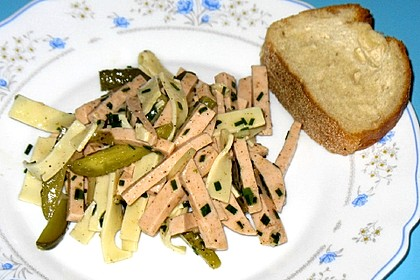 Wurstsalat aus der Eifel 2