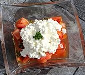 Schneller Tomaten-Zitronen-Salat (Bild)