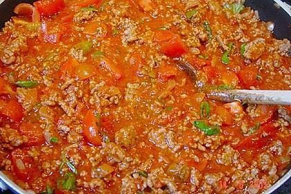 Furchtbar einfache Lasagne (Familienrezept) 11