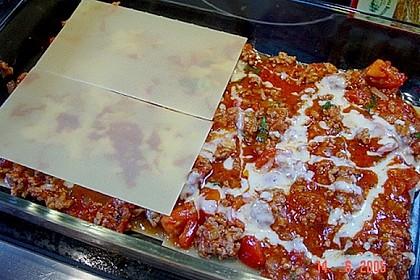 Furchtbar einfache Lasagne (Familienrezept) 12