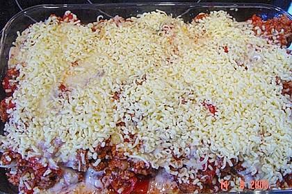 Furchtbar einfache Lasagne (Familienrezept) 9