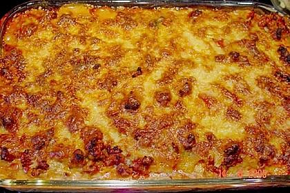 Furchtbar einfache Lasagne (Familienrezept) 1