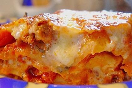 Furchtbar einfache Lasagne (Familienrezept) 5